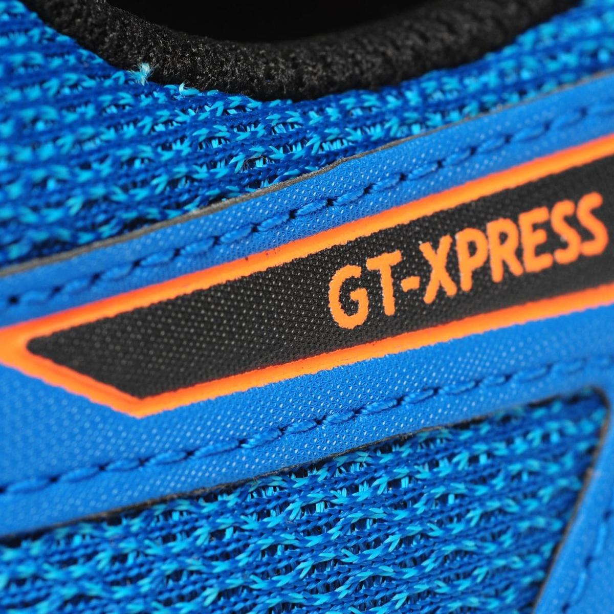Asics Gt Xpress Herren Laufschuhe Blau_Orange
