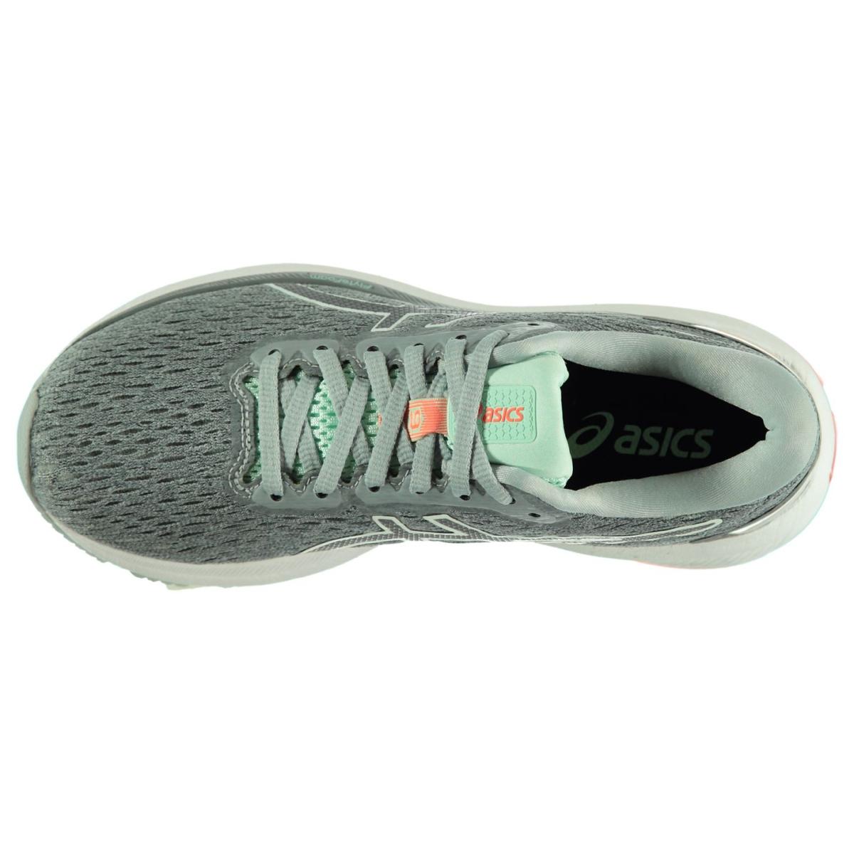 Asics-Turnschuhe-Damen-Sneaker-Sportschuhe-Laufschuhe-Gt1000v9-4243 Indexbild 7