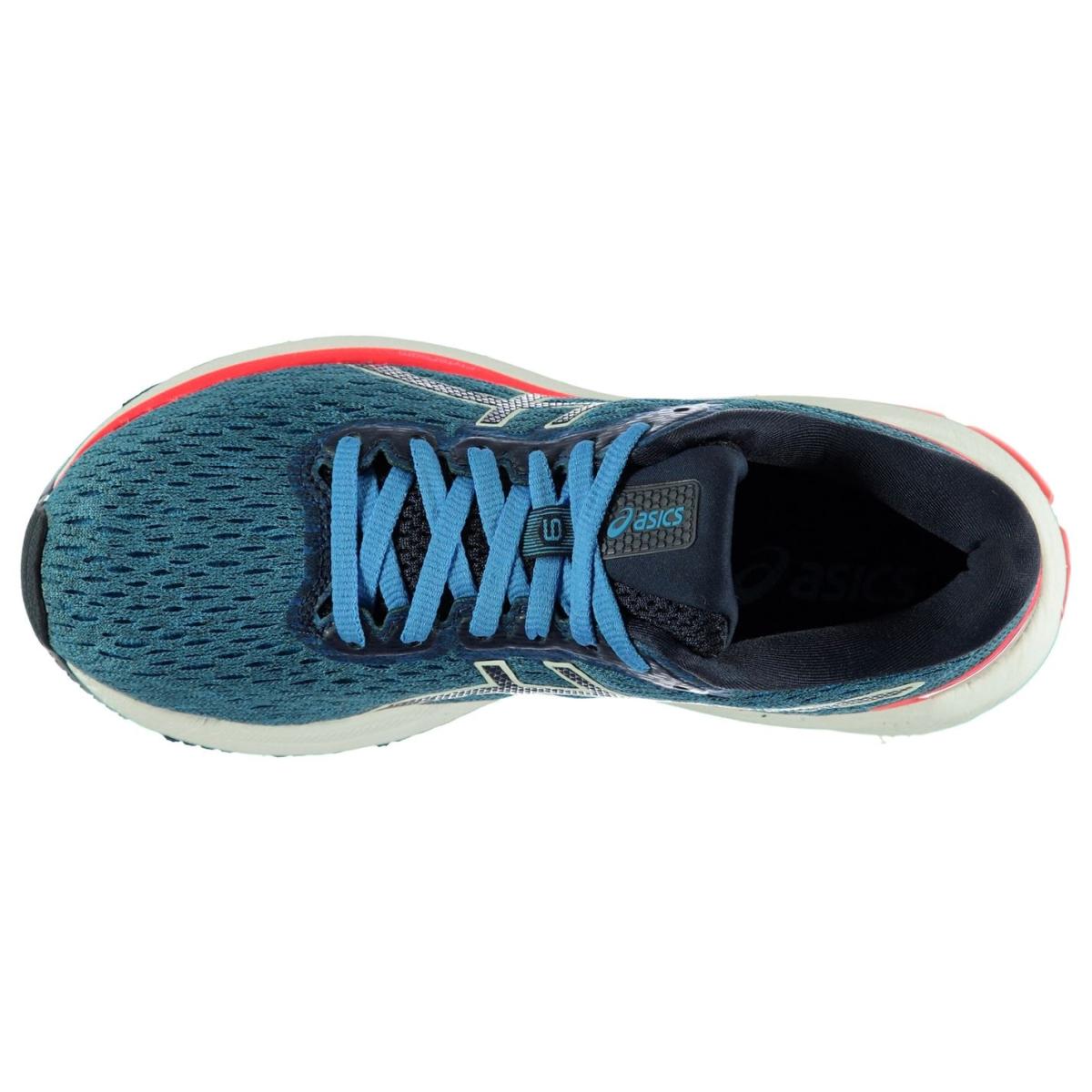 Asics-Turnschuhe-Damen-Sneaker-Sportschuhe-Laufschuhe-Gt1000v9-4243 Indexbild 4