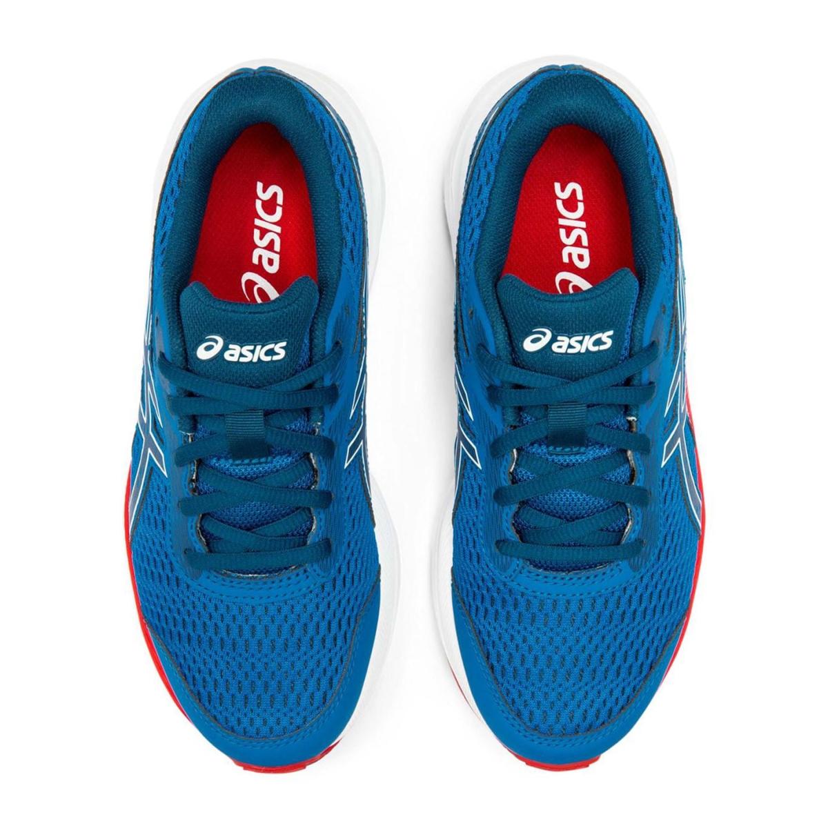Asics-Gel-Excite-6-Turnschuhe-Laufschuhe-Jungen-Kinder-Sneaker-Sportschuhe-7026 Indexbild 4