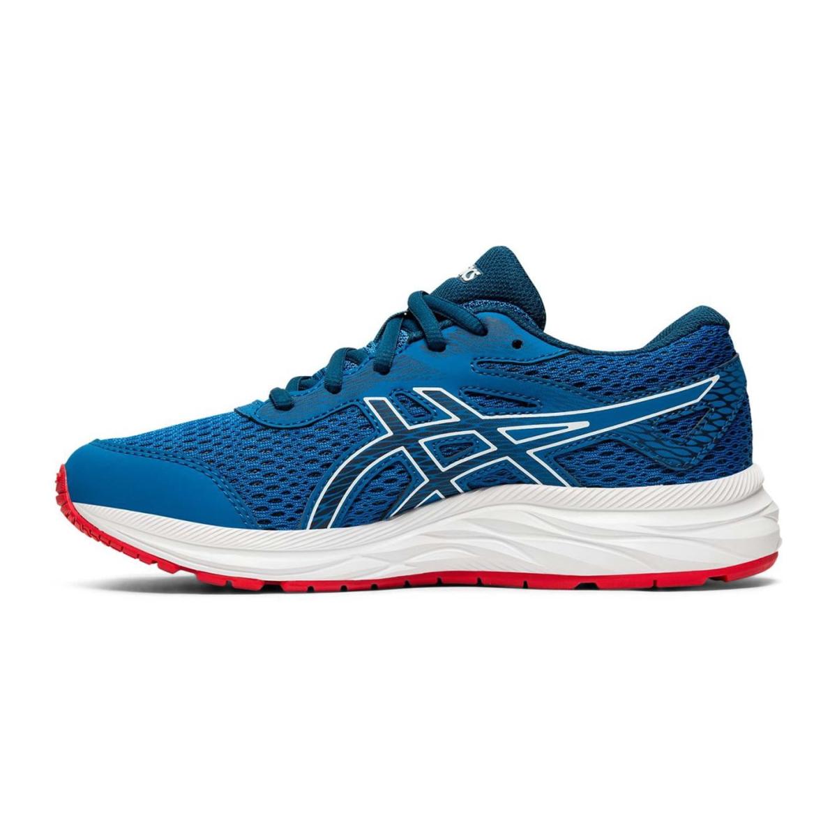 Asics-Gel-Excite-6-Turnschuhe-Laufschuhe-Jungen-Kinder-Sneaker-Sportschuhe-7026 Indexbild 7