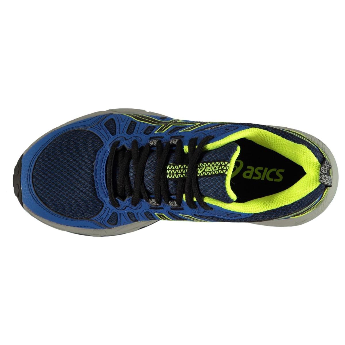 Asics-Gel-Venture-7-Turnschuhe-Laufschuhe-Jungen-Kinder-Sneaker-Sportschuhe-7031 Indexbild 4