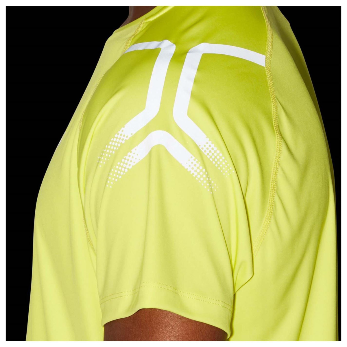Asics Icon T-Shirt Herren Sportshirt TShirt Kurzarm 1221