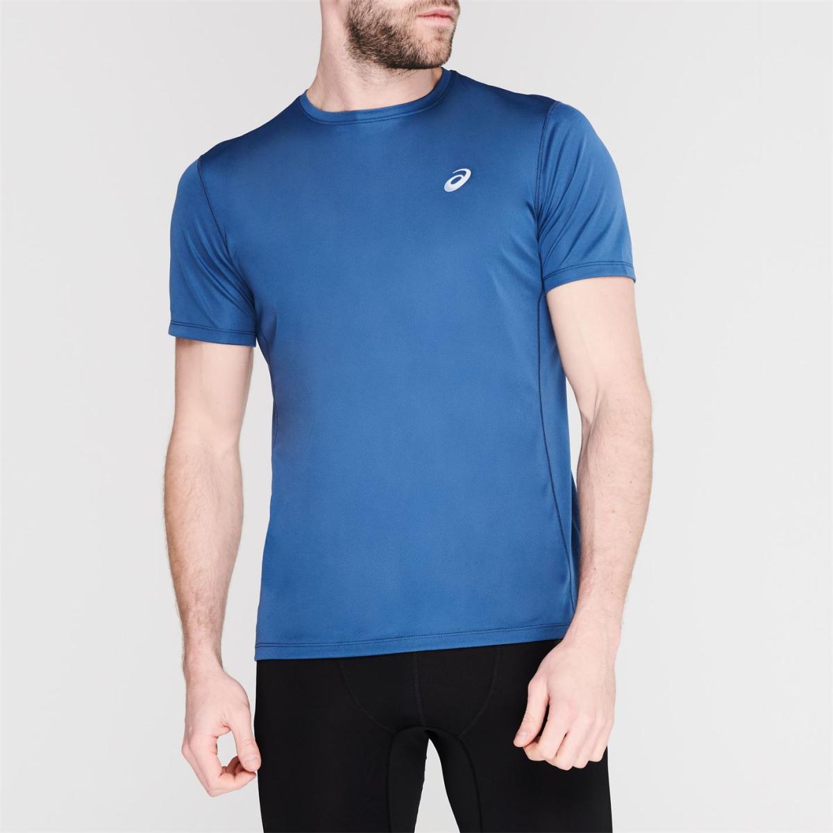 Asics Katakana T-Shirt Herren Sportshirt TShirt Kurzarm 82