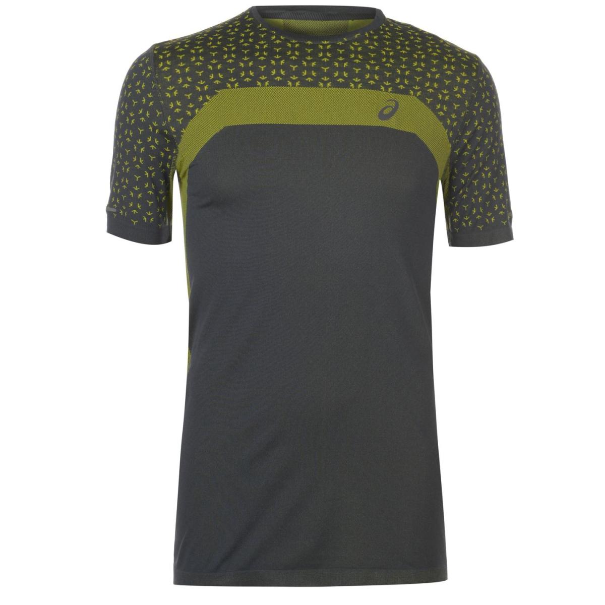 Asics T-Shirt Herren Sportshirt TShirt Kurzarm 1447