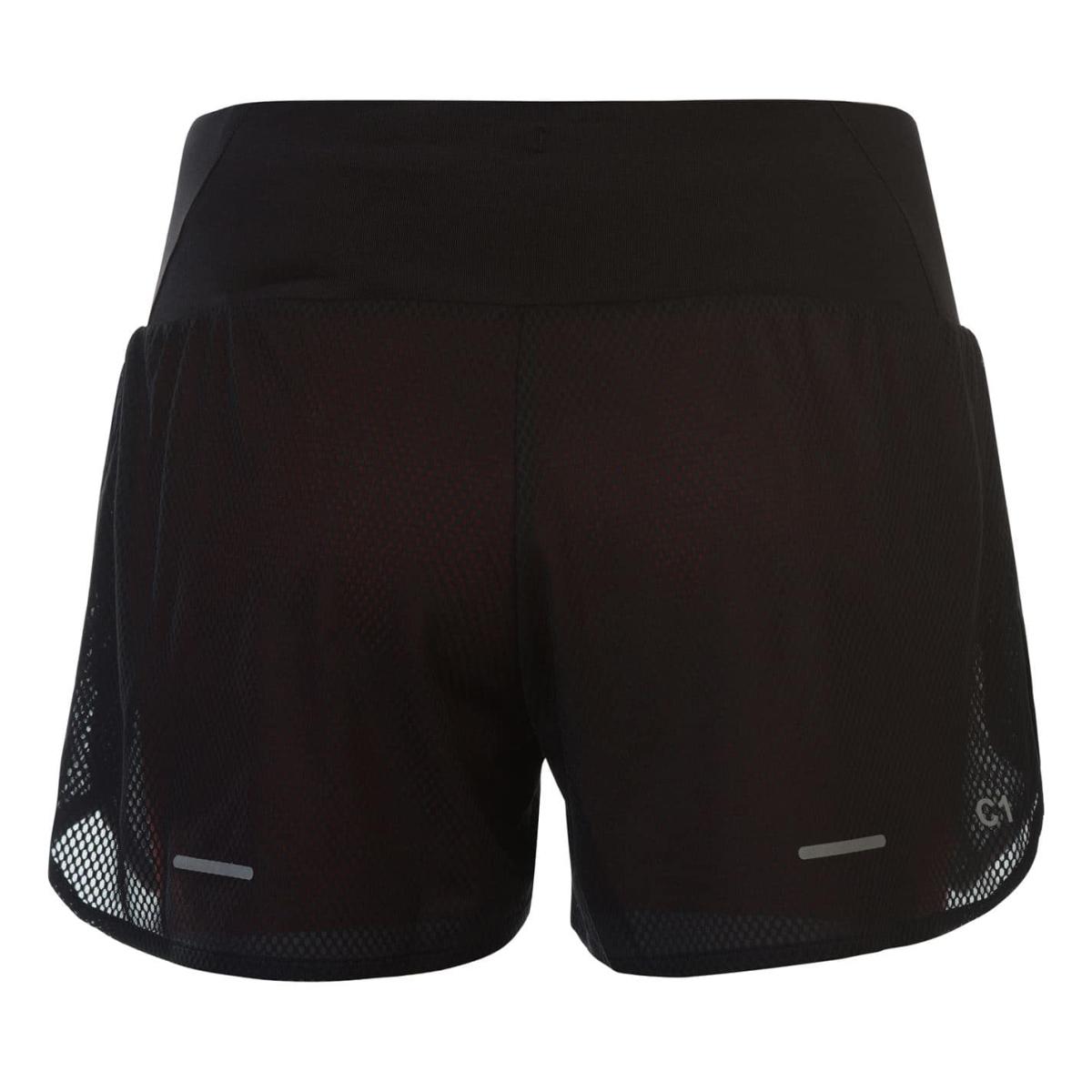 Asics Cool 2 In 1 Jogging Kurzhose Shorts Damen