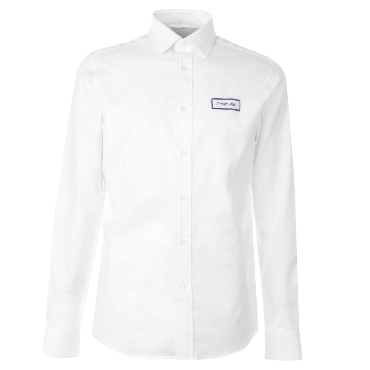 Calvin Klein Twill Hemd Shirt Herren