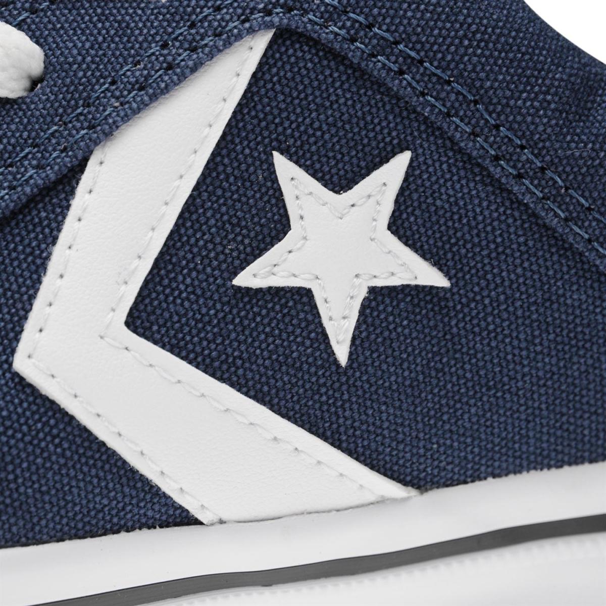 Converse Distrito Turnschuhe Laufschuhe Herren Schuhe Sneakers Trainers Canvas 1