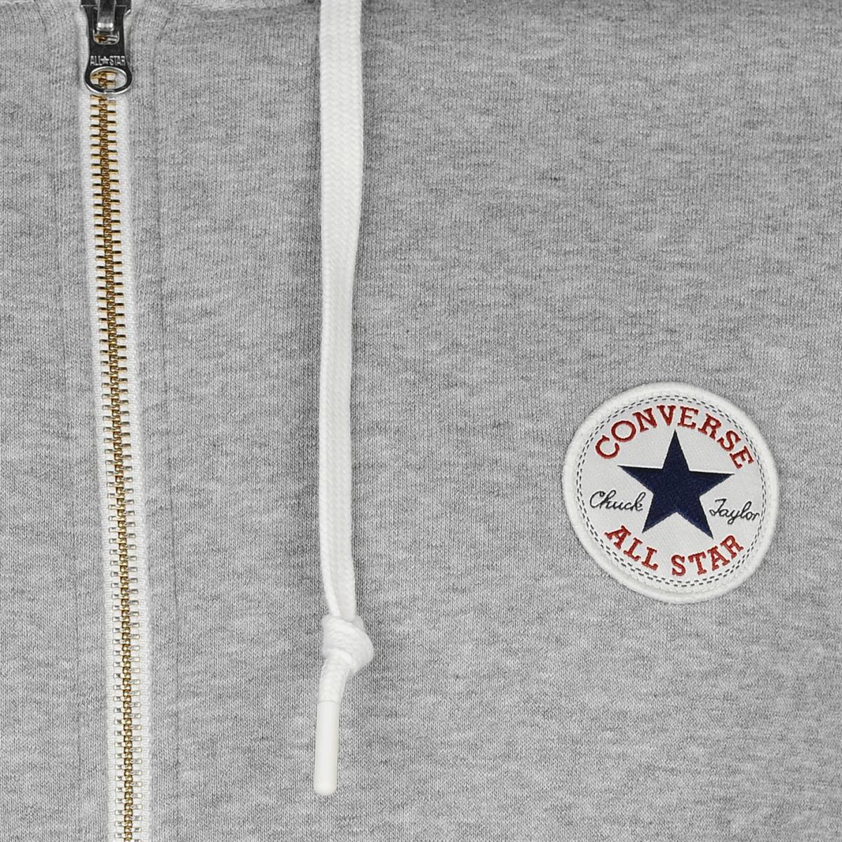 Converse Core Zip Kapuzenpullover Kapuzenjacke Herren