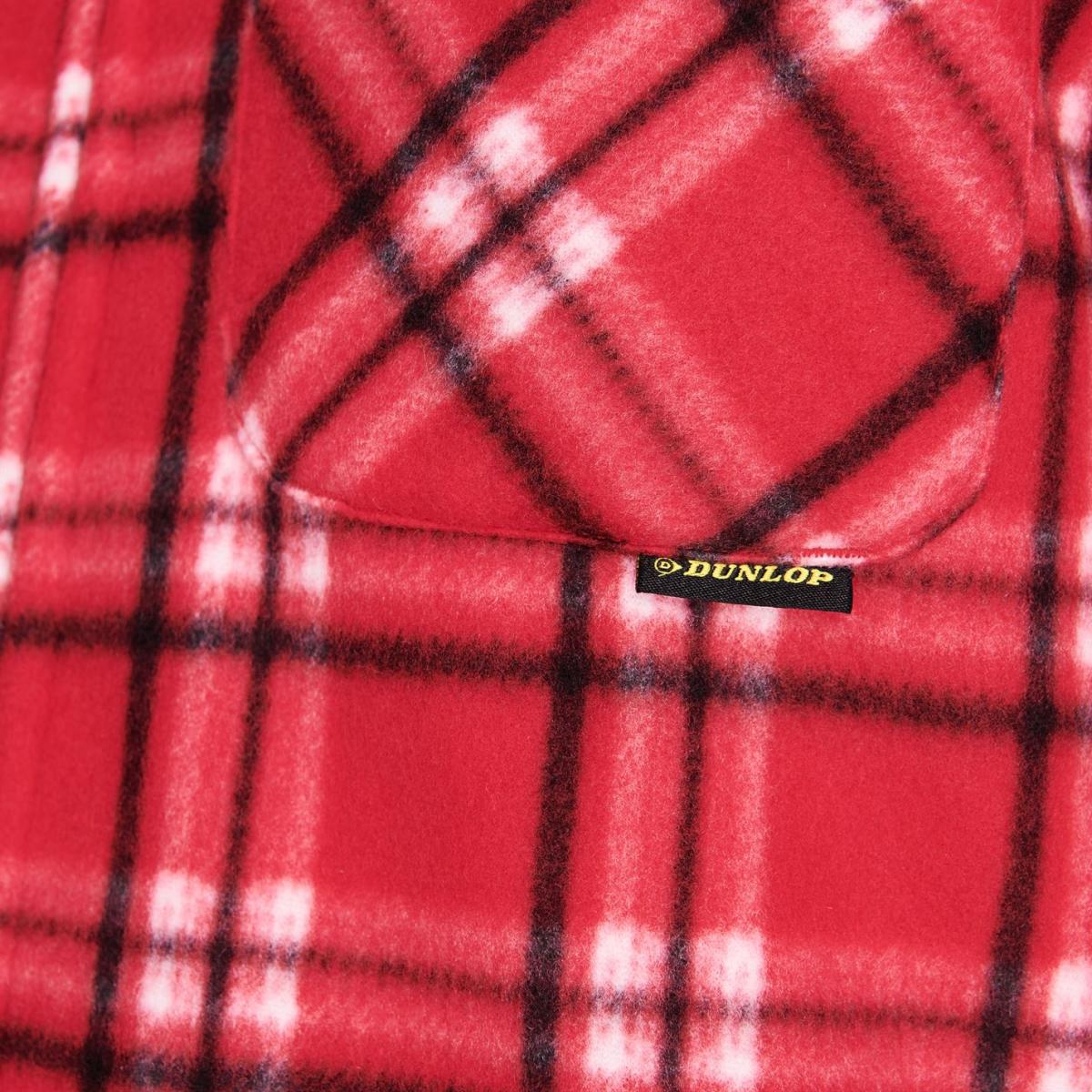 Dunlop Full Zip Kapuzenpullover Kapuzenjacke Herren