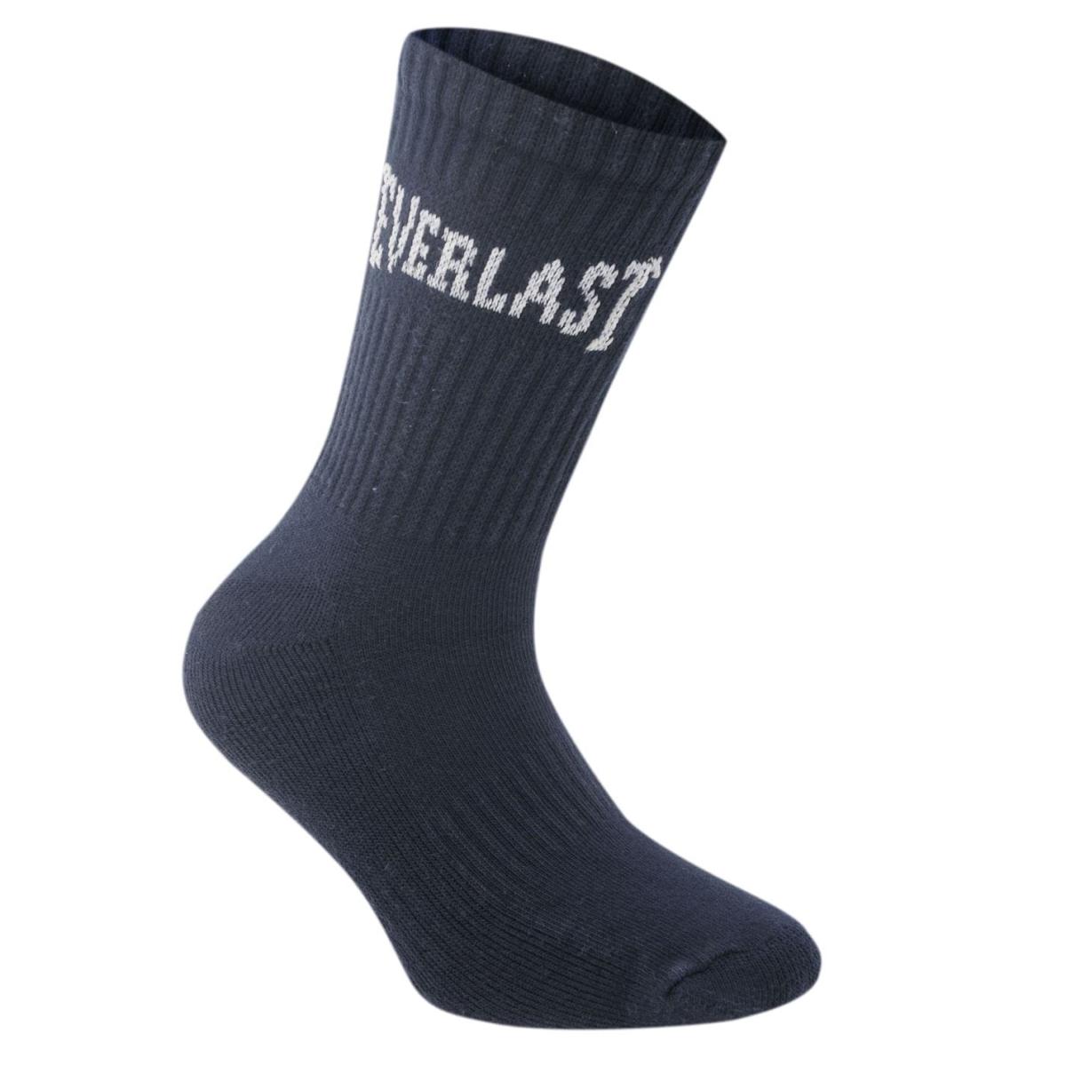 Socks Chaussettes De Sport 3225 Everlast 3 paires de chaussettes hommes kurzsocken Chaussettes Hommes 47
