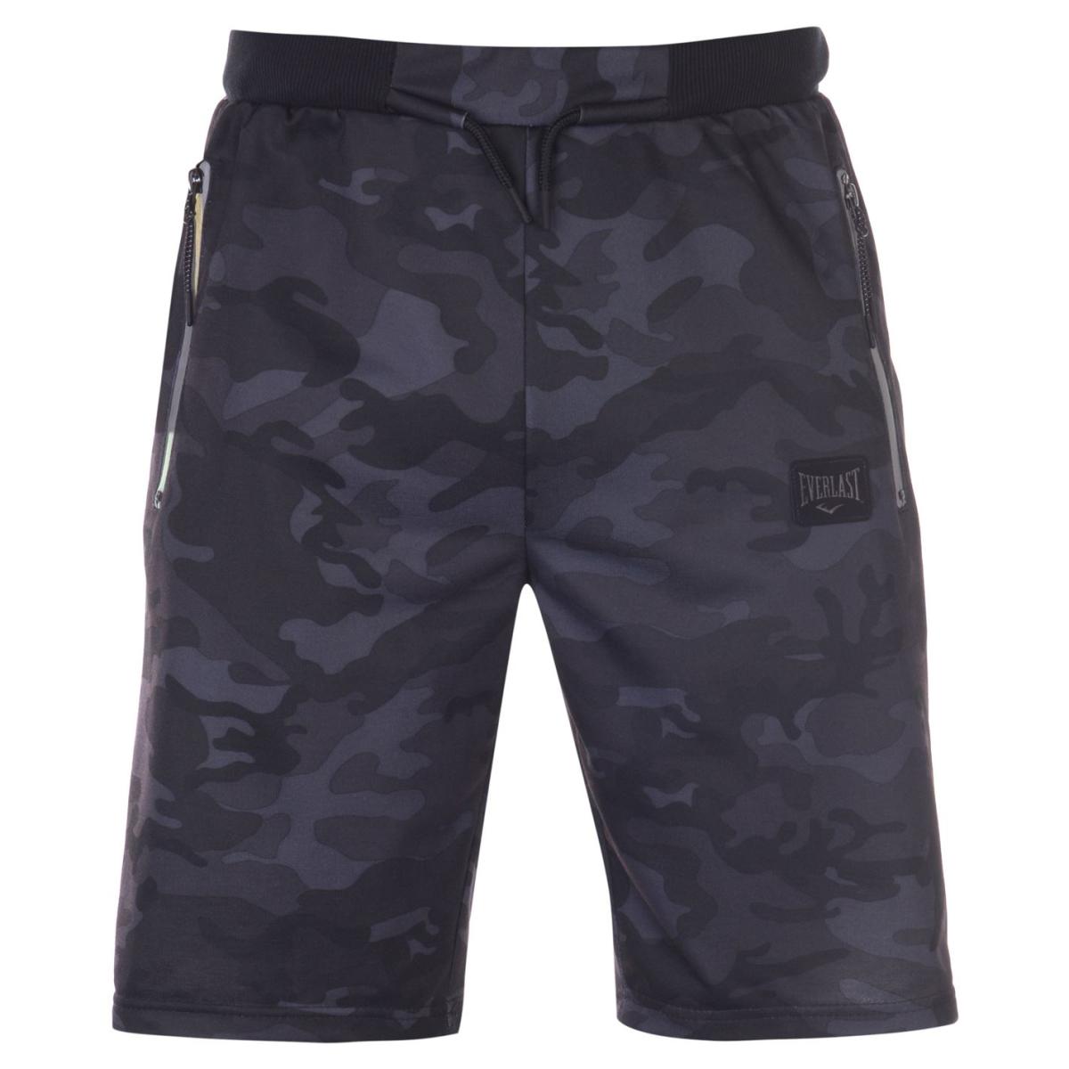 EVERLAST-Uomo-Shorts-Pantaloni-Sportivi-Corti-Bermuda-Pantaloni-Pantaloni-sportivi-6015-Premier miniatura 2