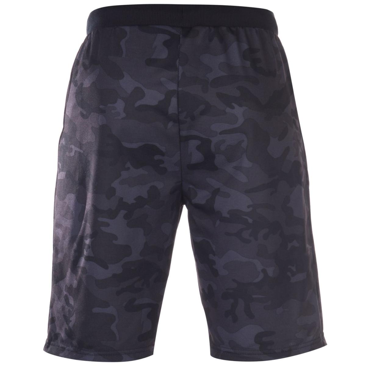 EVERLAST-Uomo-Shorts-Pantaloni-Sportivi-Corti-Bermuda-Pantaloni-Pantaloni-sportivi-6015-Premier miniatura 3