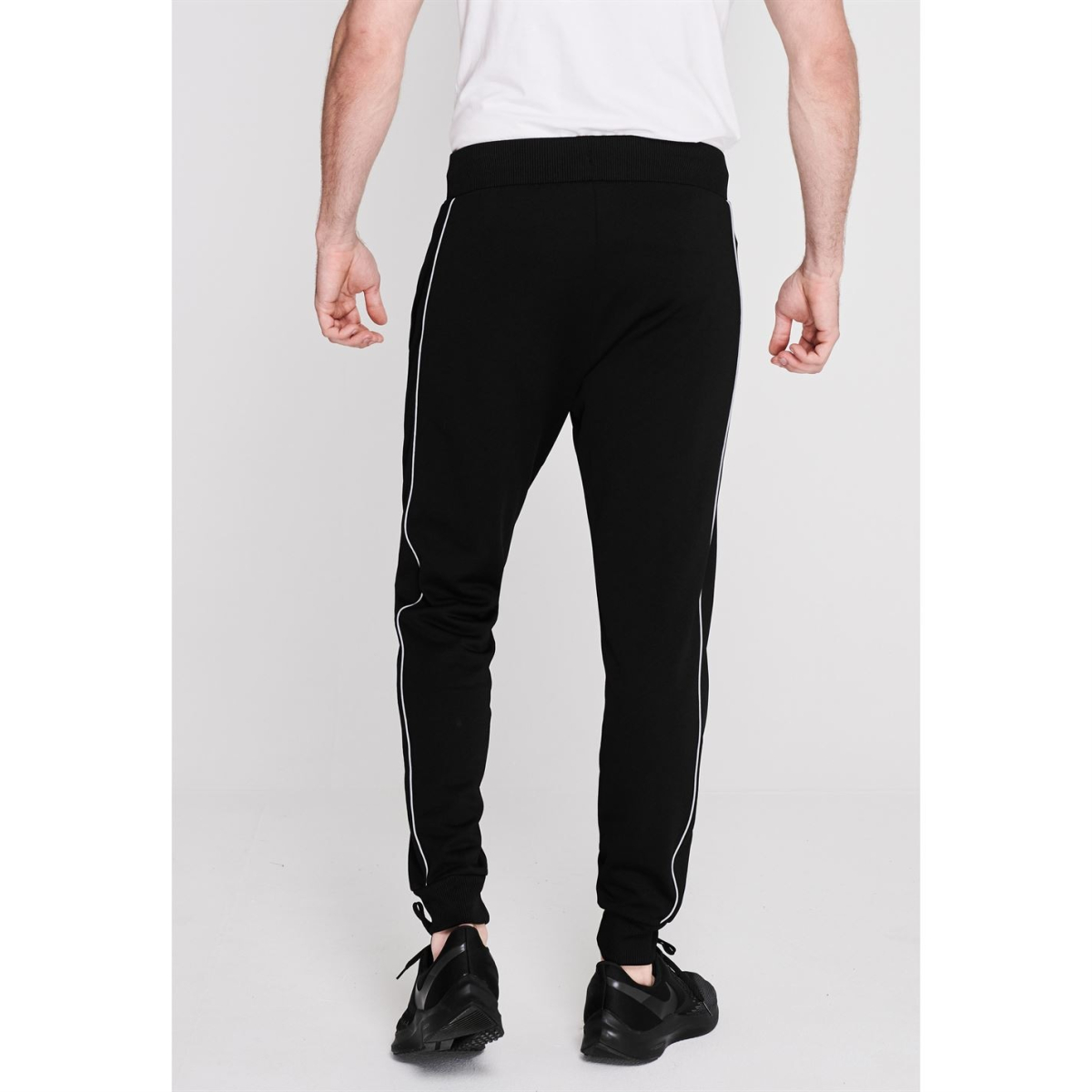 EVERLAST Pantaloni Allenamento Uomo Jogging Pantaloni Pantaloni Sportivi Jogging Fitness 2513