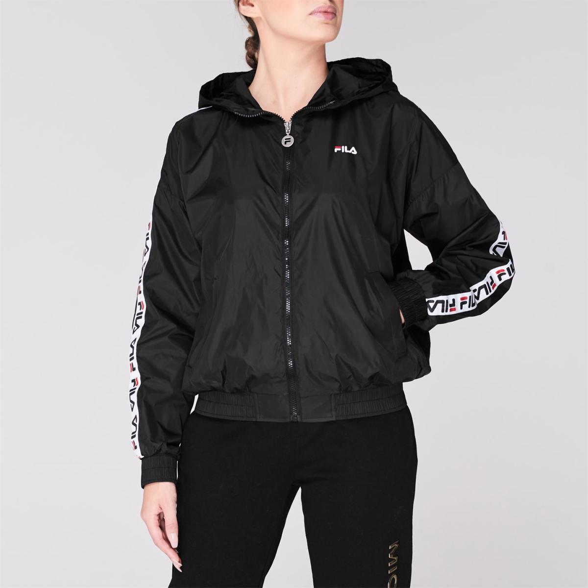 FILA Tilda Kapuzenjacke Jacke Kapuzenpullover Damen Sweatshirt Pullover 9332