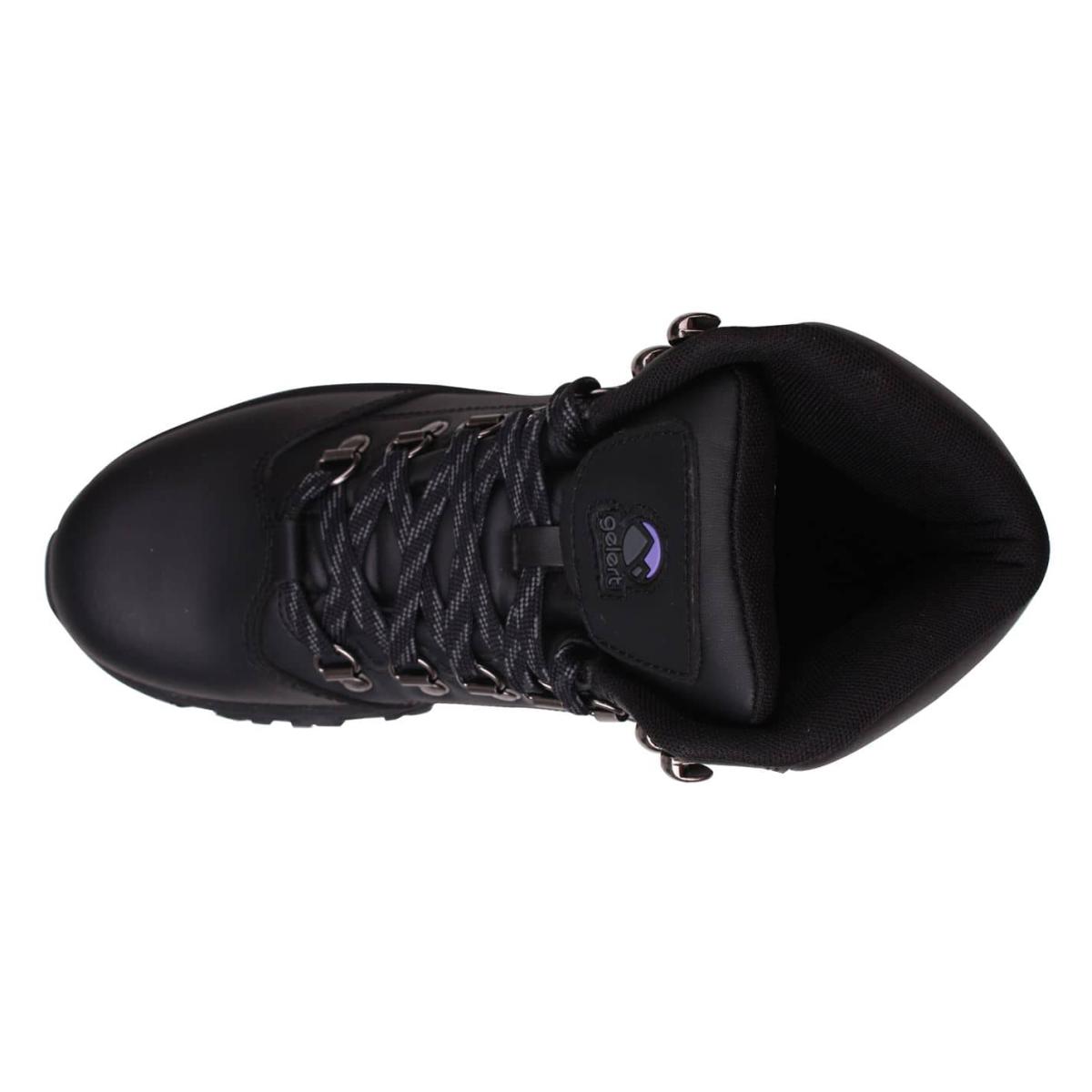 Gelert Leder Boot Damen Wanderstiefel