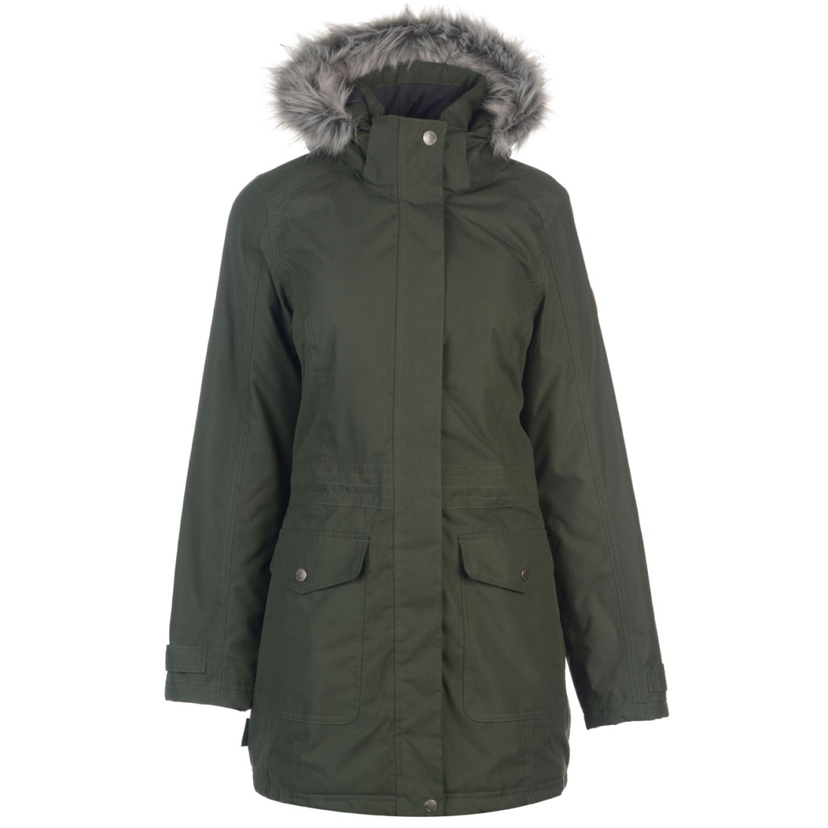 Gelert Element Parka Jacke Damen Winterjacke