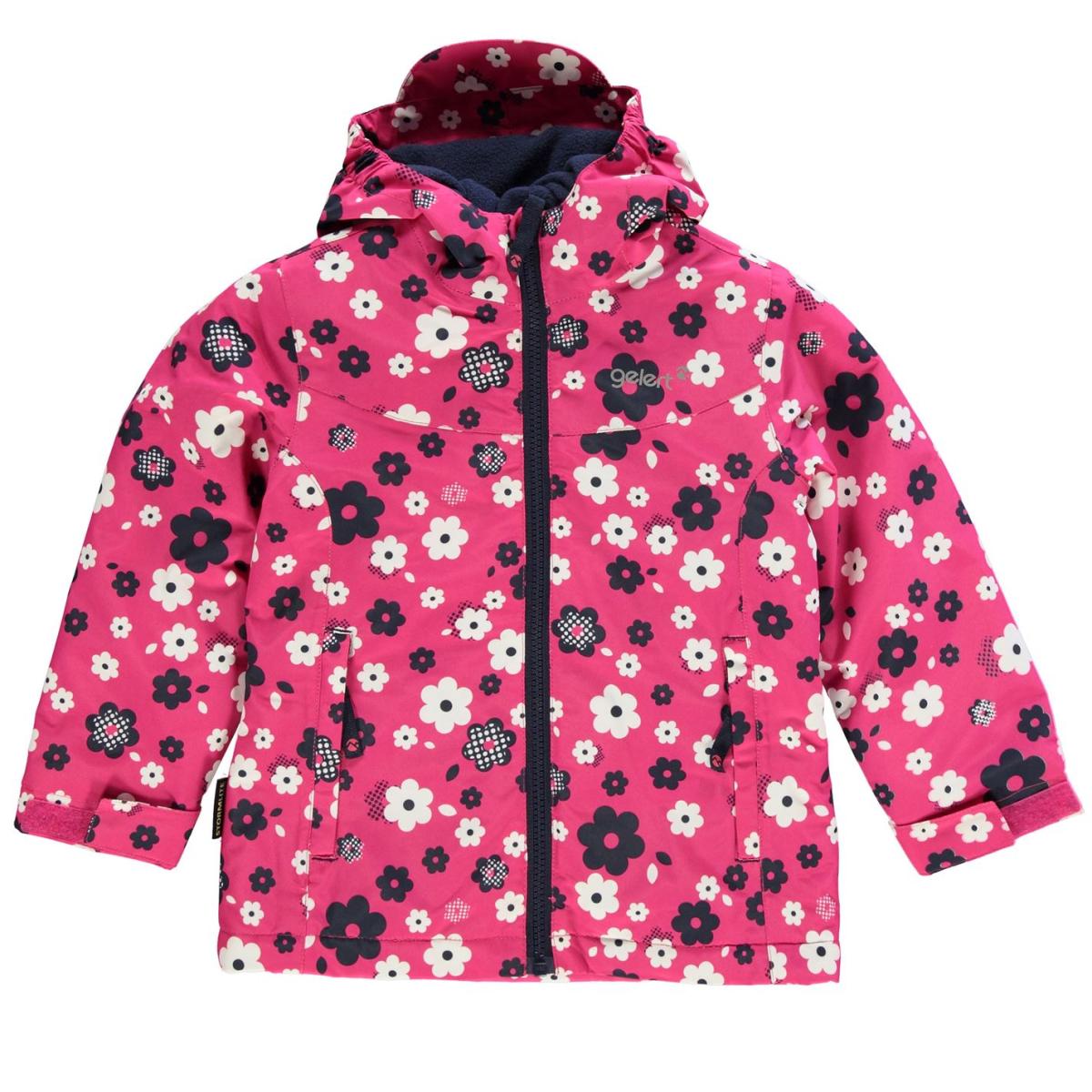 Gelert Winterjacke Kleinkind Jacke Kinder Mädchen 8154 Floral