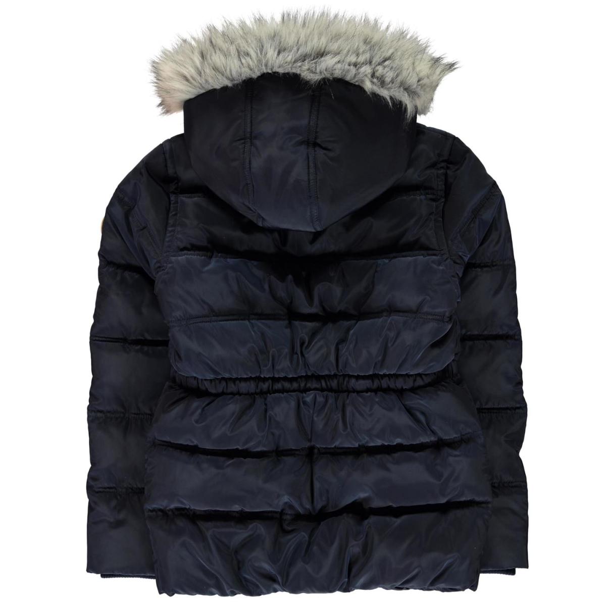 Gelert Winterjacke Kinder Jacke Jungen Storm Parka 8160 Navy