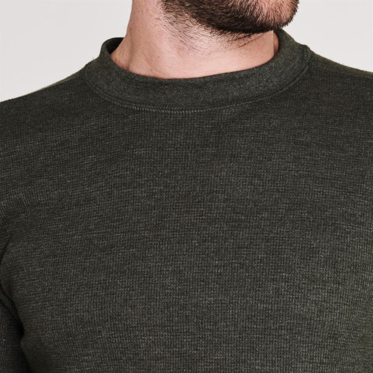 Gelert Thermal Crew Sweatshirt Herren Pullover