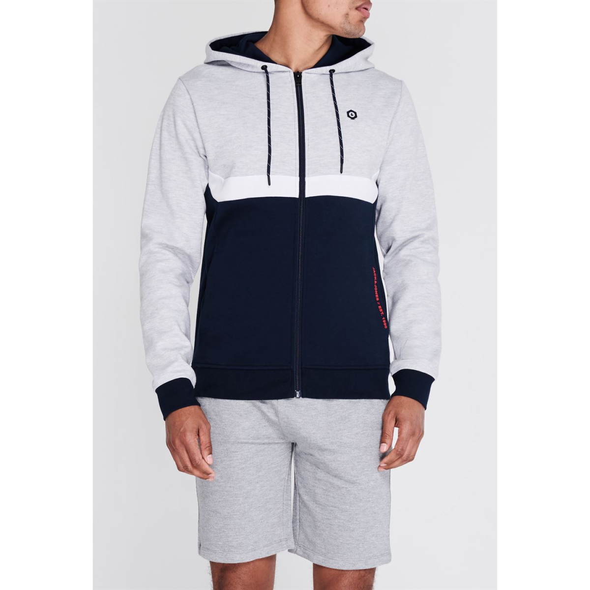 Jack And Jones Kapuzenpullover Kapuzenjacke Herren