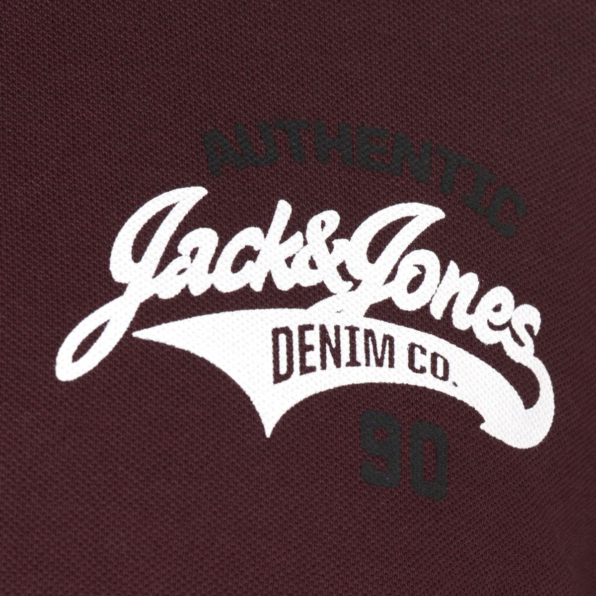 Jack And Jones Poloshirt T-Shirt Polohemd Herren 8676
