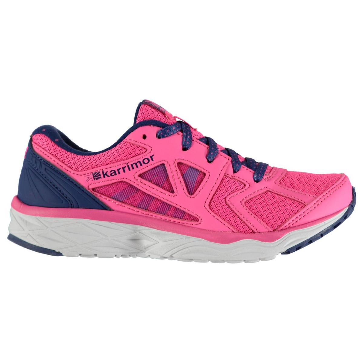 Karrimor Pace Run Laufschuhe Turnschuhe Jungen Pink