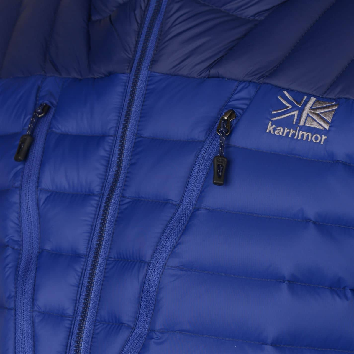 Karrimor Alpiniste Down Winterjacke Jacke Herren