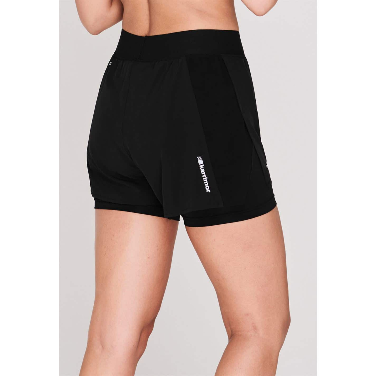 Karrimor 2 In 1 Kurzhose Shorts Damen