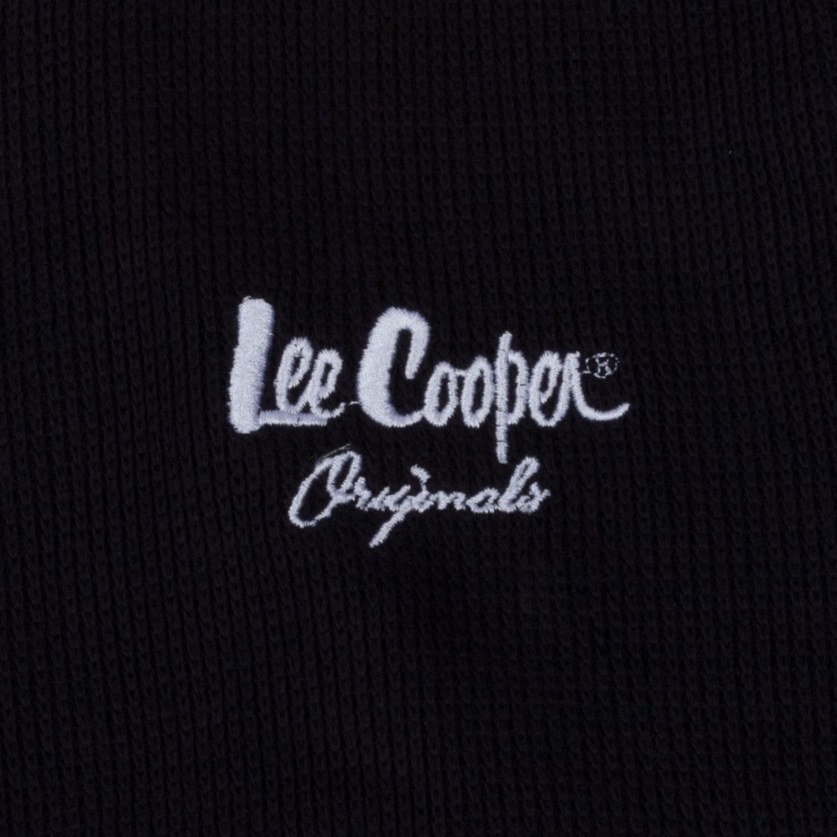 Lee Cooper Cardigan Jersey De Punto Sueter Caballero Punto Cuello Redondo Jumper 9951 Control Ar Com Ar