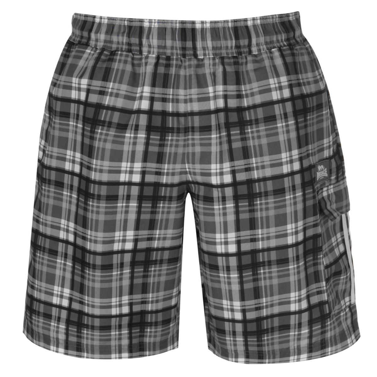 Lonsdale Herren Shorts Sporthose Kurzhose Bermuda Sport Hose 2064