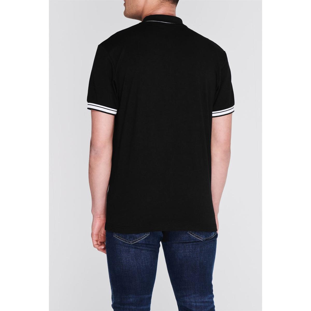 Lonsdale Poloshirt Polohemd Herren Polo Shirt Freizeit T-shirt Kurzarm Jersey 09