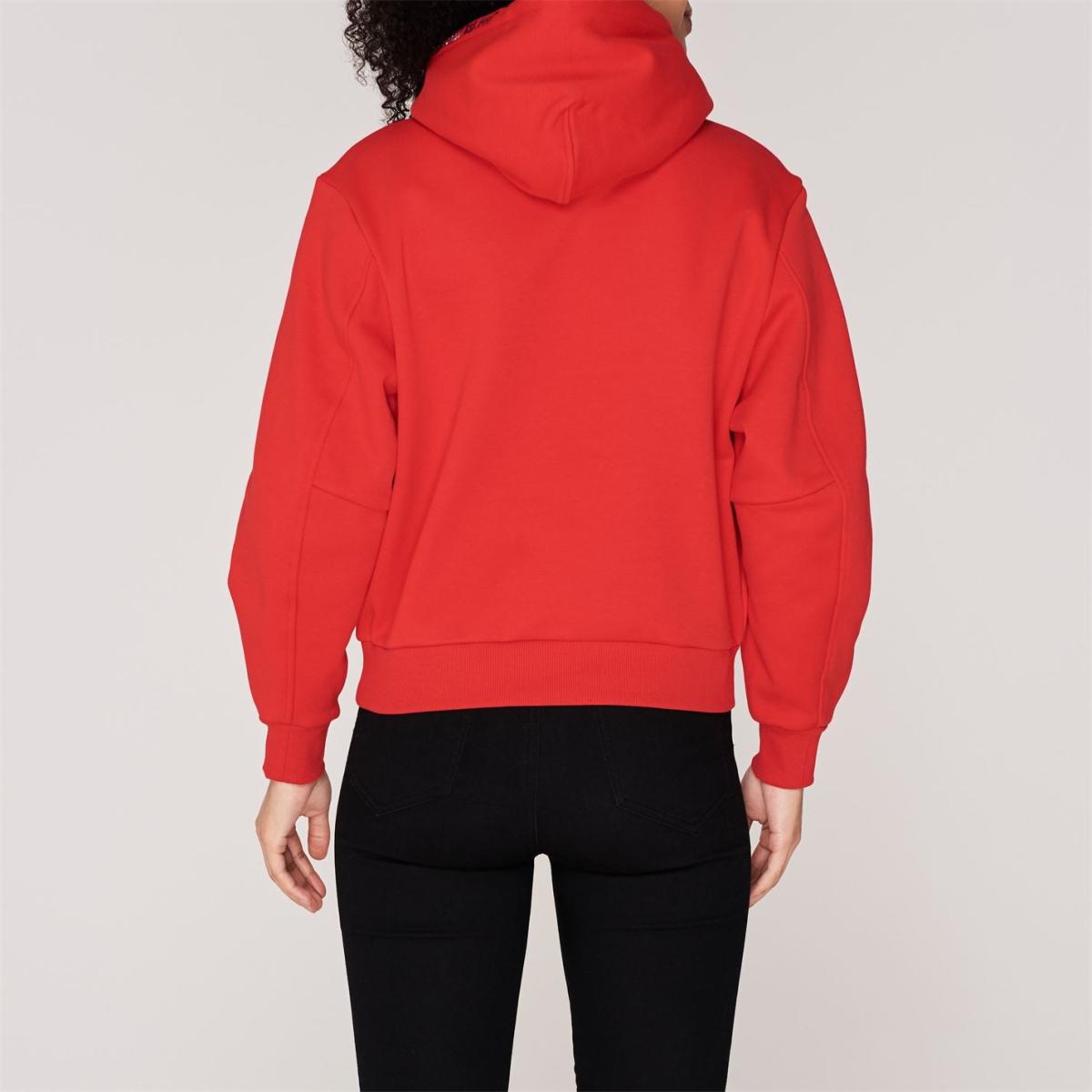 Lonsdale Kapuzenjacke Jacke Kapuzenpullover Damen Sweatshirt Pullover 0760