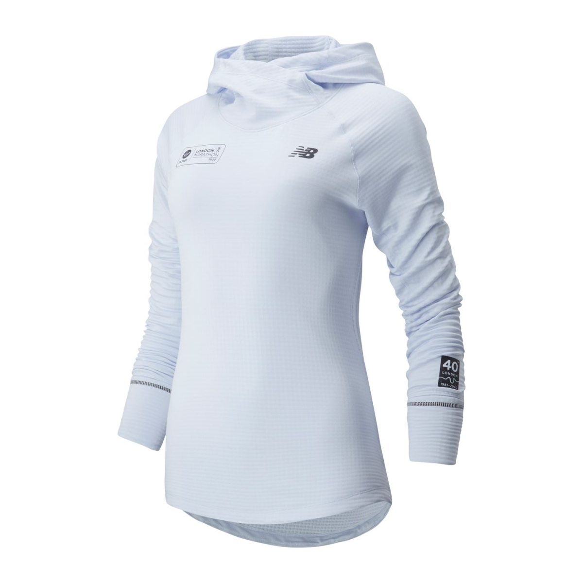 New Balance Kapuzenjacke Jacke Kapuzenpullover Damen Sweatshirt Pullover 6076