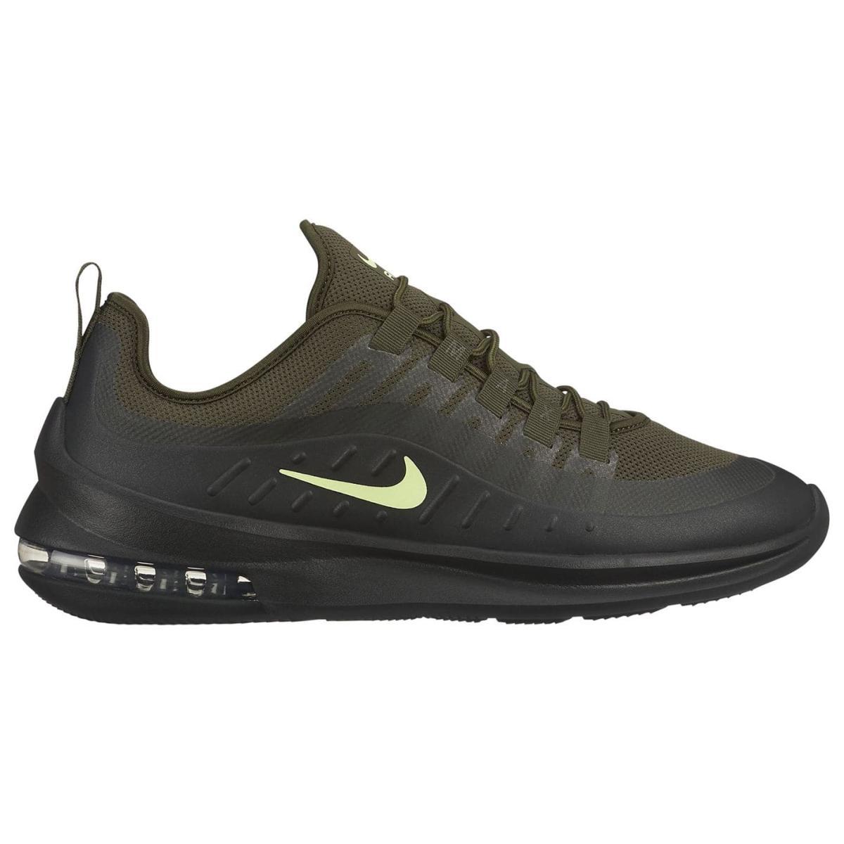 Nike Air Max Axis Turnschuhe Sportschuhe Herren Khaki_Volt