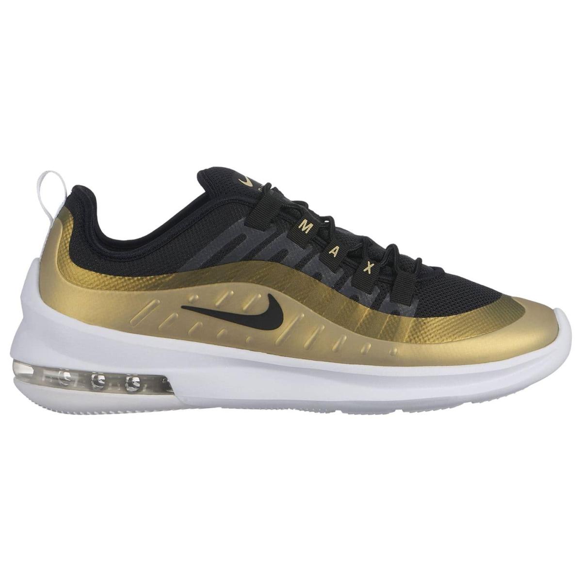 Nike Air Max Axis Turnschuhe Sportschuhe Herren Schwarz_Blk_Gold