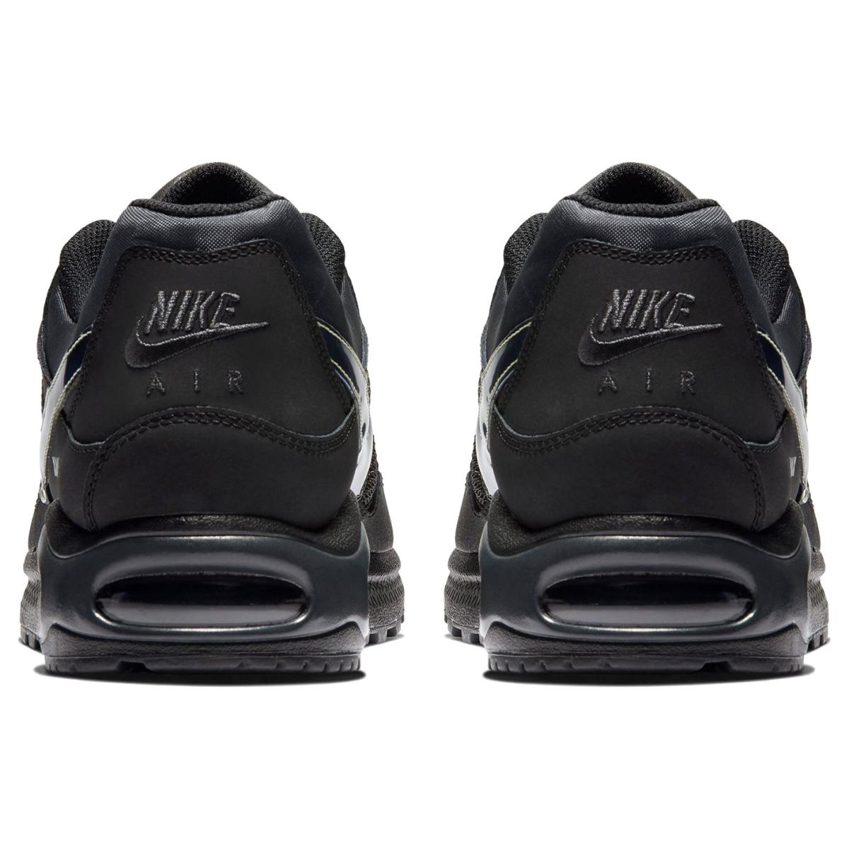 Nike Herren Turnschuhe Air Max Command Schwarz_Multi