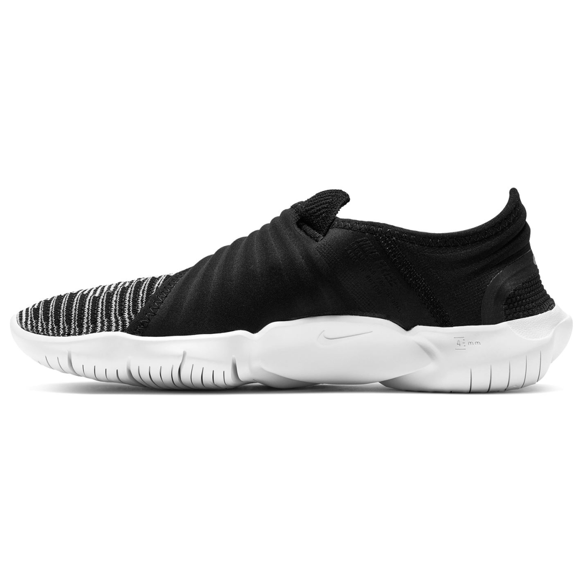 Nike-Free-Run-Flyknit-3-0-Turnschuhe-Damen-Sneaker-Sportschuhe-Laufschuhe-4450 Indexbild 4