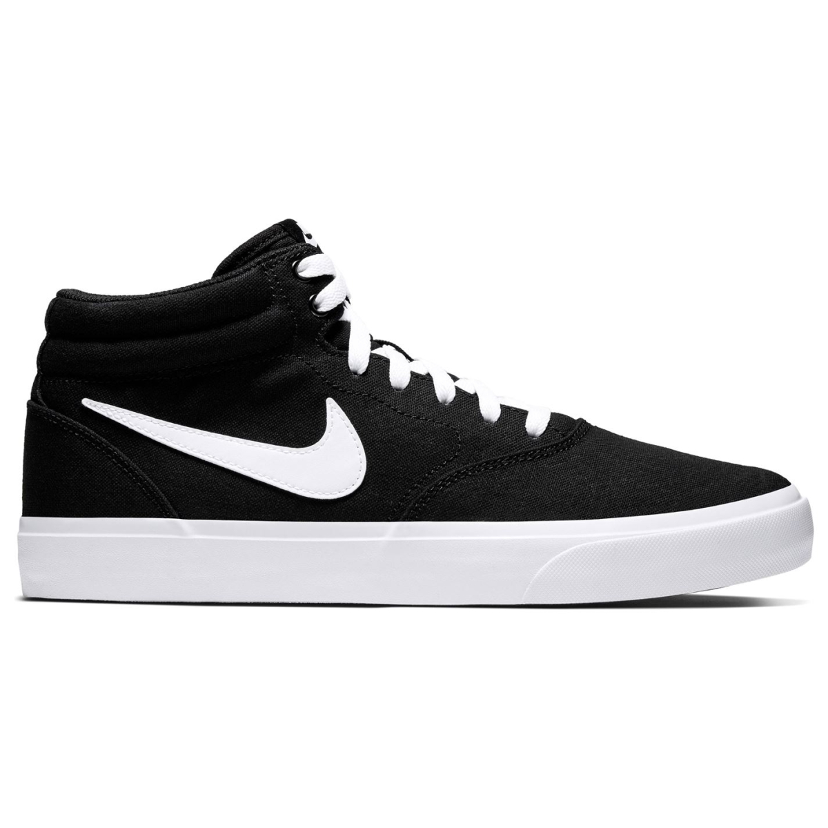 Nike-SB-Lot-Mid-Hommes-Skate-Chaussures-Skater-Chaussures-Chaussures-De-Sport-Toile-2017 miniature 4