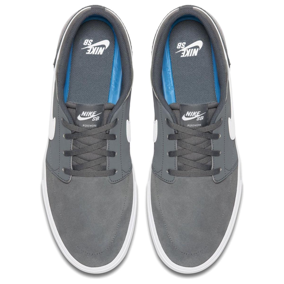 Nike SB Solarsoft Portmore 2 Canvas Skateschuhe Herren Turnschuhe Skate 2043