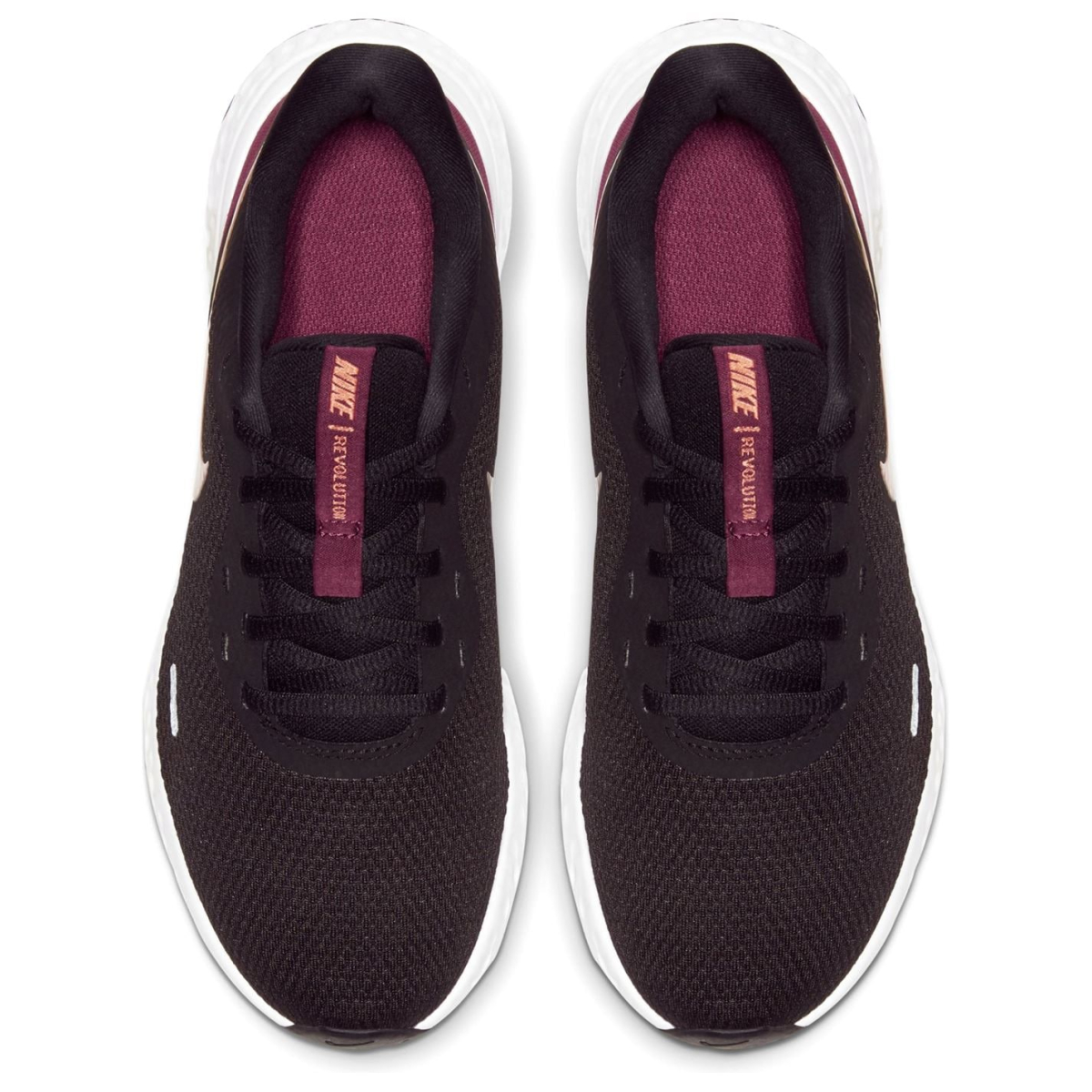 Nike-Revolution-Turnschuhe-Damen-Sneaker-Sportschuhe-Laufschuhe-1160 Indexbild 8