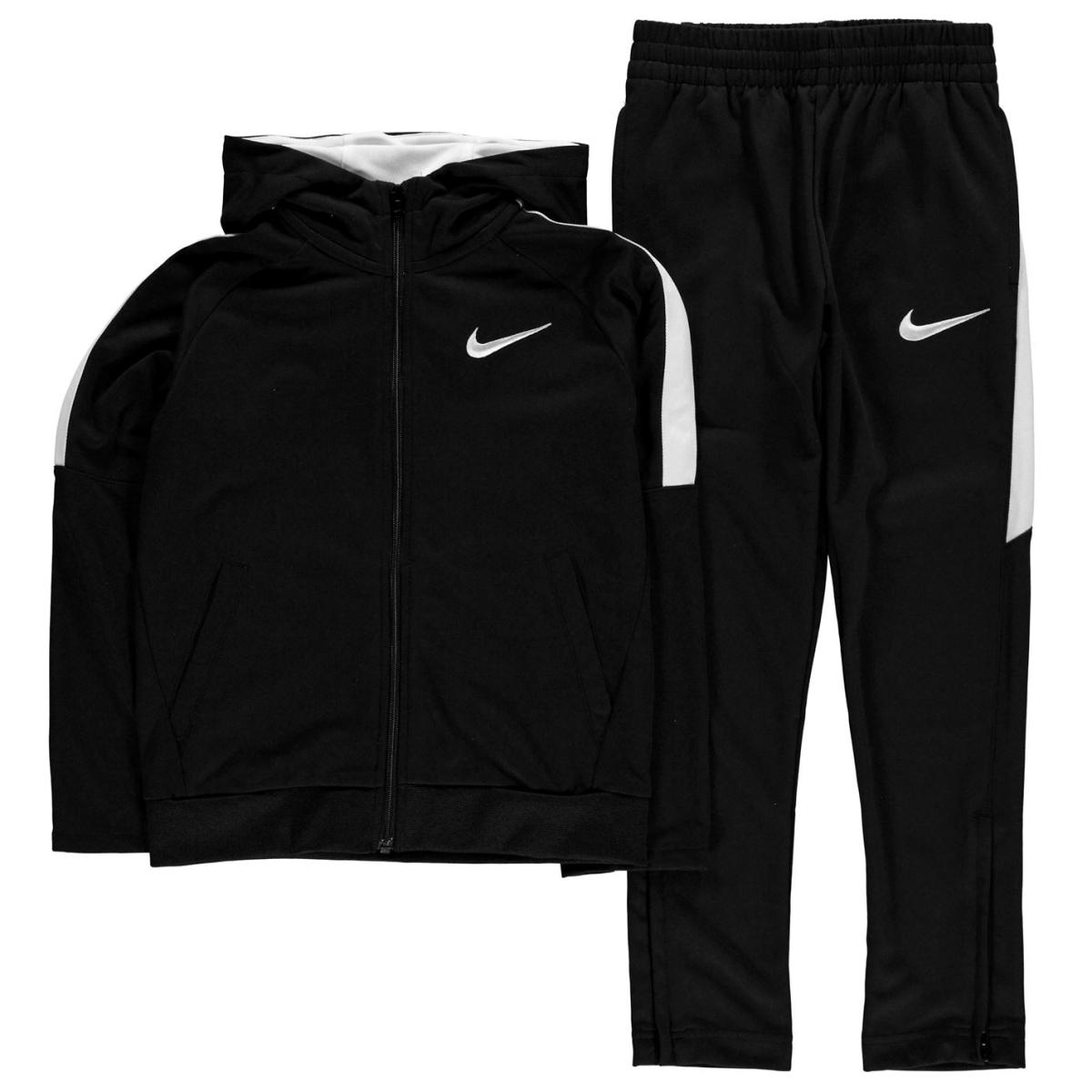 Nike Trainingsanzug Sportanzug Kleinkinder Kinder 8046