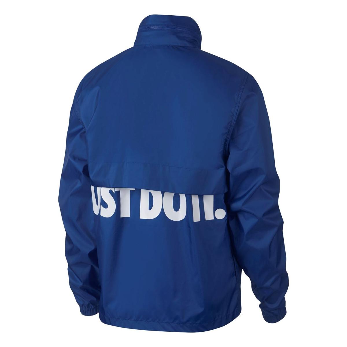 Nike JDI Jacke Herren Herbst Leichtgewicht 1556 Blau