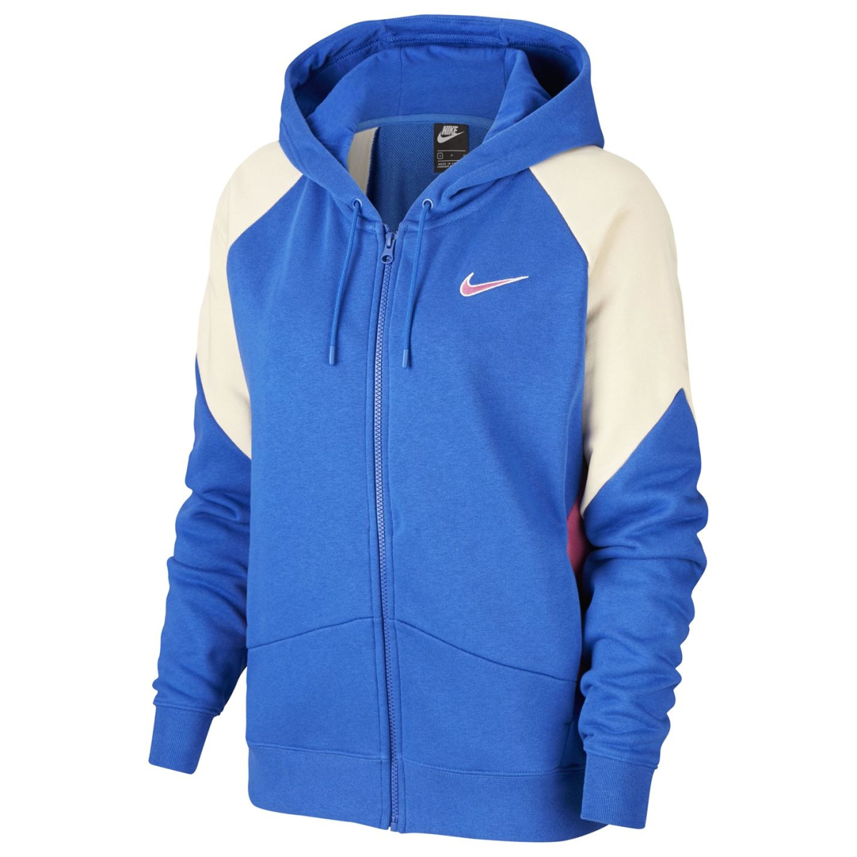 Nike Kapuzenjacke Jacke Damen Sweatshirt Kapuzenpullover Pullover 2131