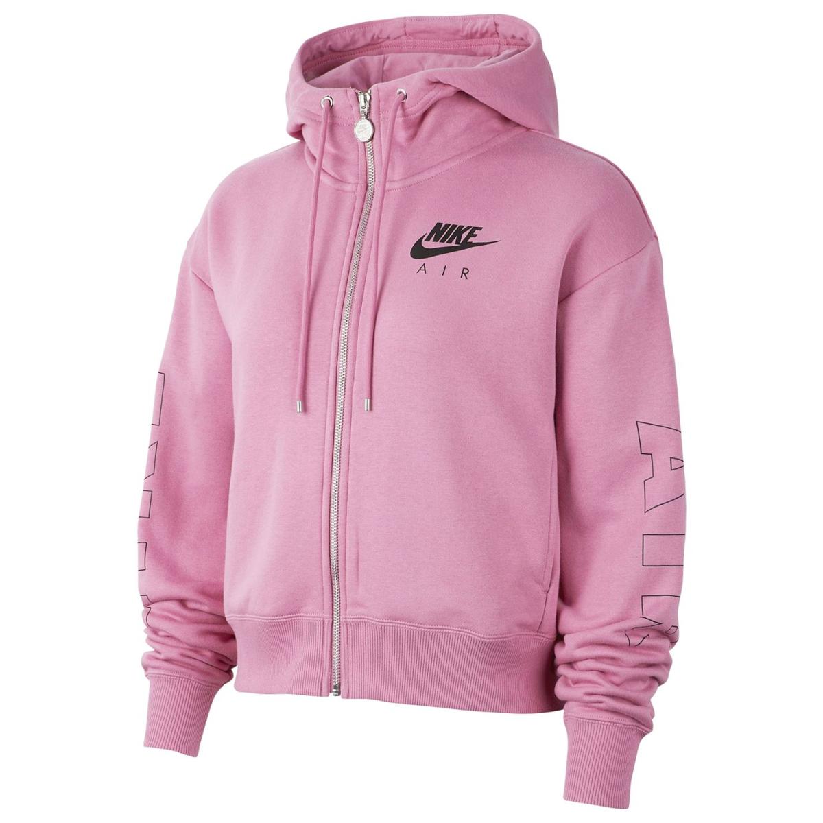 Nike Air Kapuzenjacke Jacke Damen Sweatshirt Kapuzenpullover Pullover 2333