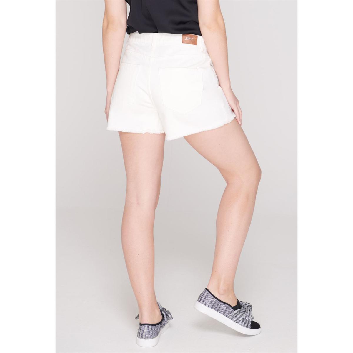 Only-Damen-Kurzhose-Shorts-Damenhose-Sporthose-Bermuda-Sommer-7093 Indexbild 9