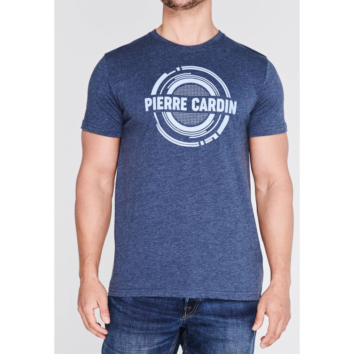 Pierre Cardin Herren T-shirt Tshirt T Shirt Kurzarm Freizeit 7292