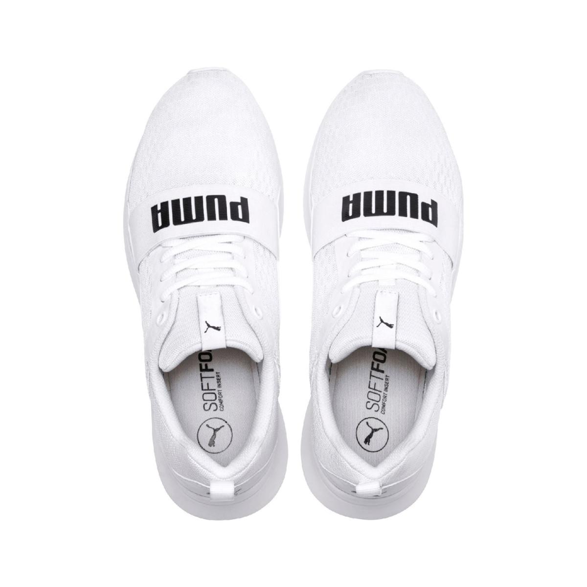 Puma-Wired-senores-zapatillas-de-deporte-zapatillas-para-correr-cortos-calzado-deportivo-fitness miniatura 22