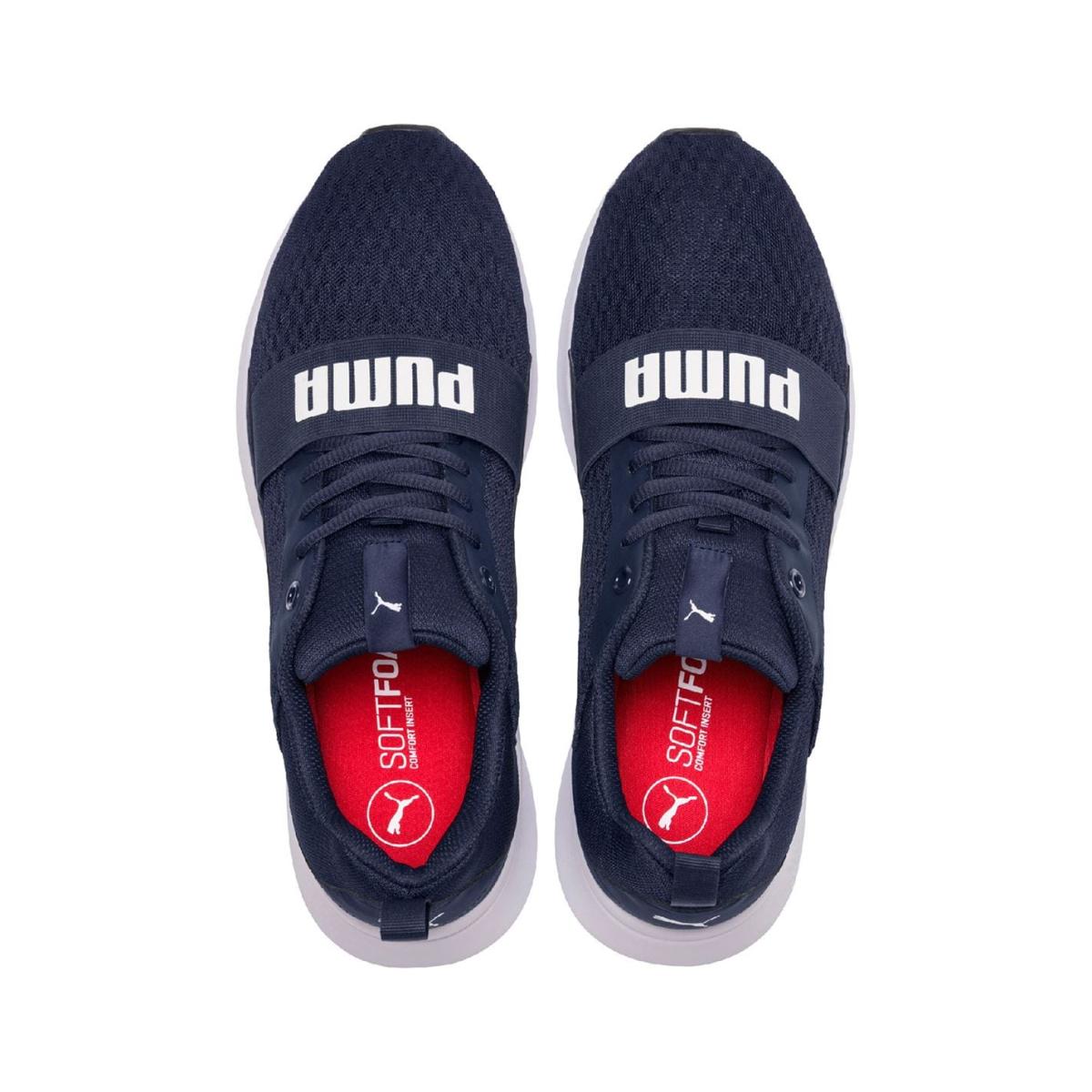 Puma-Wired-senores-zapatillas-de-deporte-zapatillas-para-correr-cortos-calzado-deportivo-fitness miniatura 13