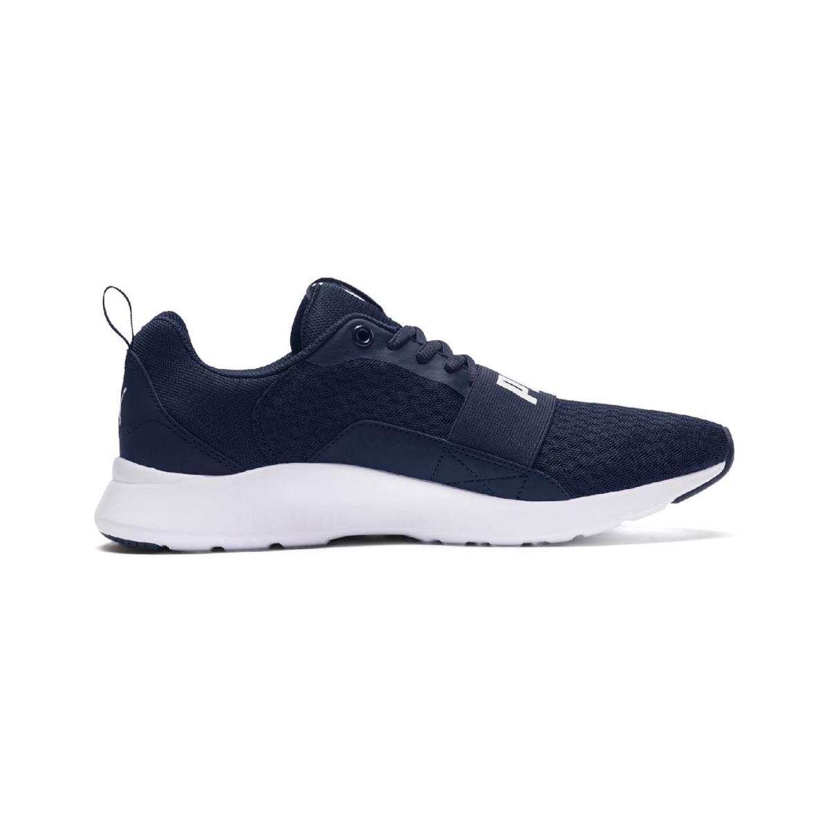 Puma-Wired-senores-zapatillas-de-deporte-zapatillas-para-correr-cortos-calzado-deportivo-fitness miniatura 14
